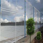 垃圾处理场钢围栏设计 垃圾场防飞散网高度