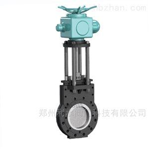 电动陶瓷刀闸阀