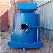 茶叶烘干生物质风冷式燃烧机 (60万大卡)