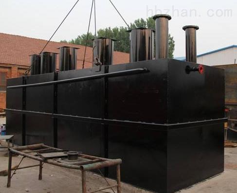 济南生活污水一体化设备