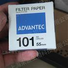 日本ADVANTEC东洋101号定性滤纸