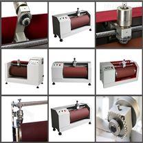 橡胶辊筒磨耗试验机/DIN橡胶耐磨仪