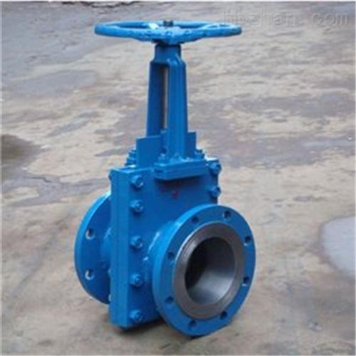 ZSK耐磨組合三片式礦漿閥