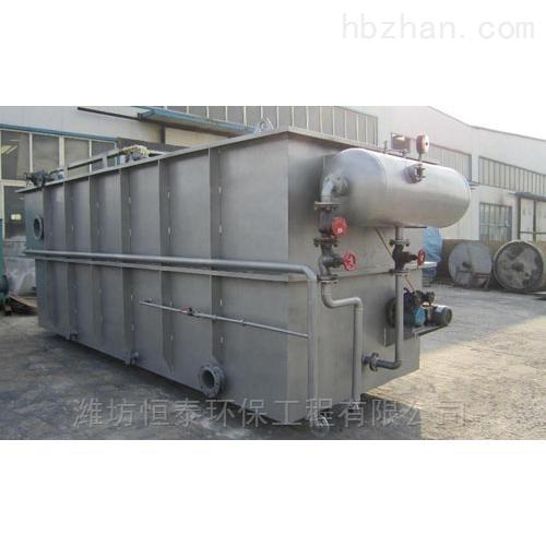 扬州市平流式气浮机的安装