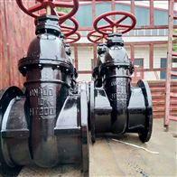 Z45-10暗杆铸铁煤气闸阀