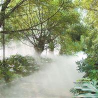 江苏人工造雾系统-园林景观造雾工程