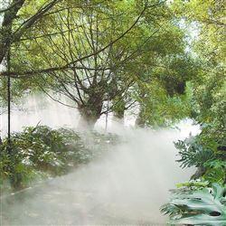 小区景观喷雾造景设备系统