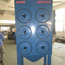 铸造车间滤筒式除尘器