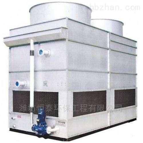 扬州市密闭式冷却塔的安装
