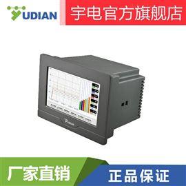 AI-3502M/AI-3504M/3506M大屏触摸操作显示报警仪器