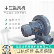 TB150-53.7KW透浦式中压鼓风机
