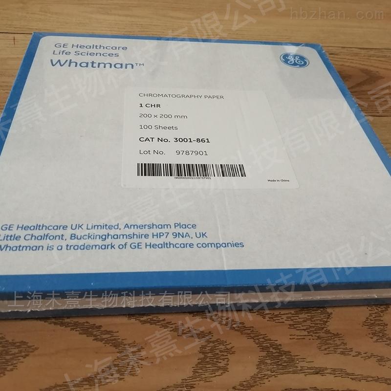 沃特曼1级色谱纸20x20cm纤维素层析纸
