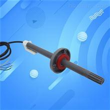 管道温湿度传感器法兰变送器485实时监控