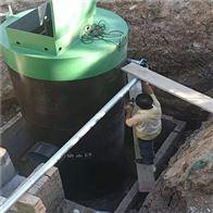 一体化提升泵井