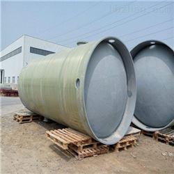 一体化雨污水泵站设计