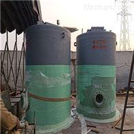 一体化排污泵井