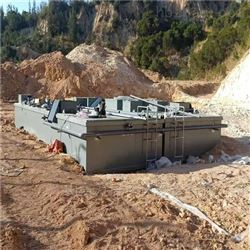 地上式工业一体化污水处理设备