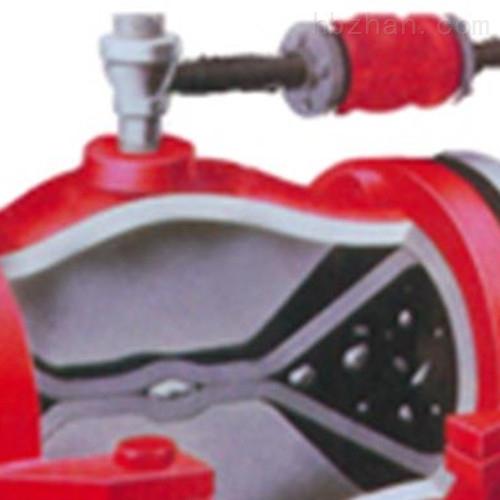 柔性气动截流装置