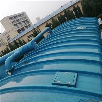 污水池加盖除臭工艺