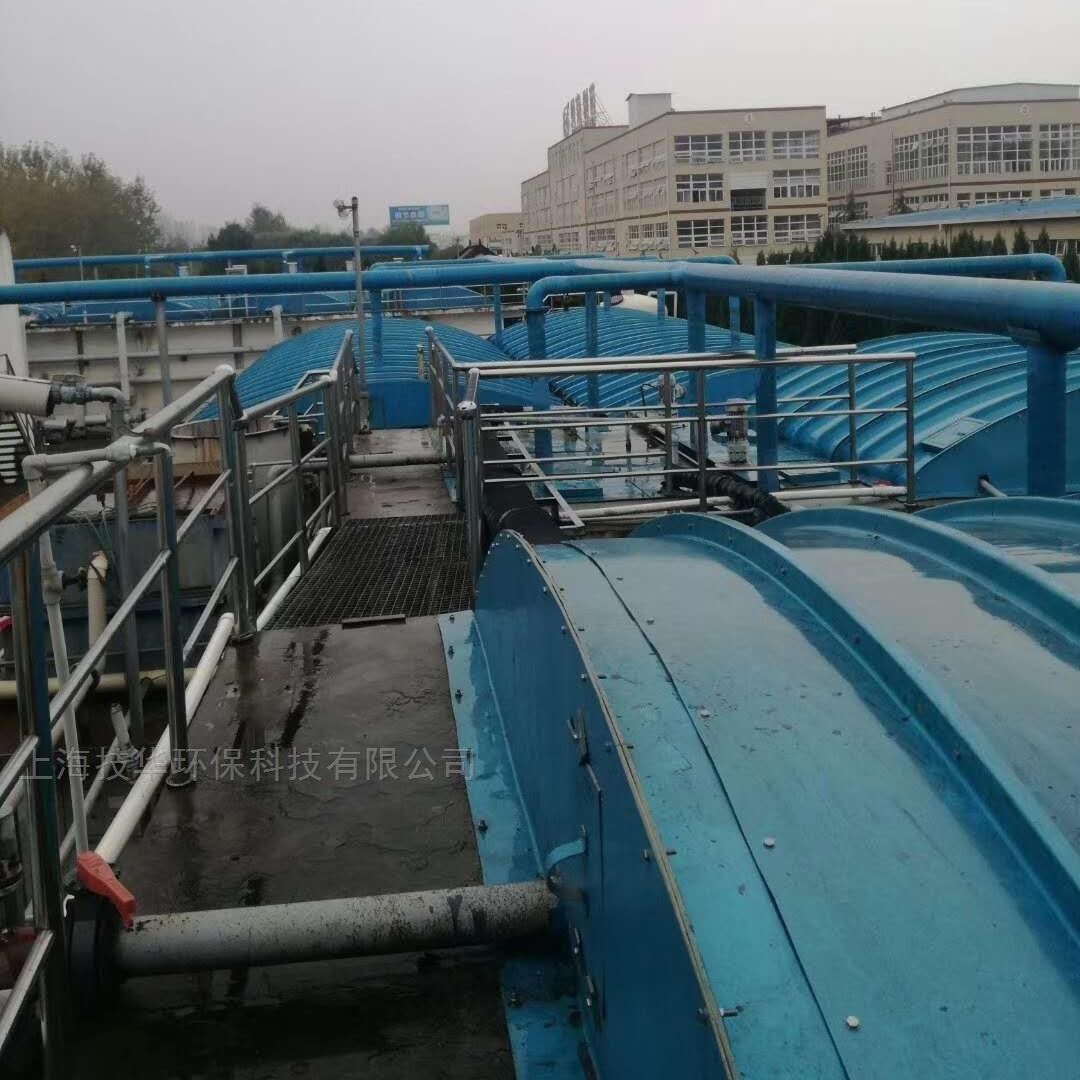 污水厂加盖除臭