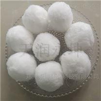 纤维球滤料适用行业