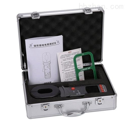 承试电力资质钳形接地电阻测试仪