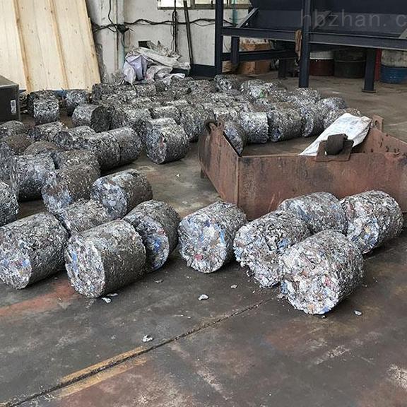 1000噸破碎料壓餅機