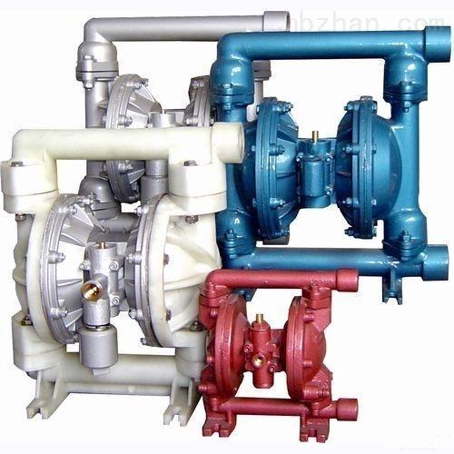 QBY型内丝扣连接气动隔膜泵