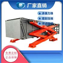 水平式垃圾壓縮設備 垃圾站設備圖片