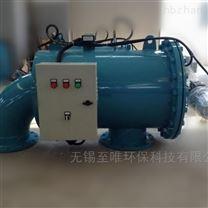 臥式電動刷式全自動排污自清洗過濾器