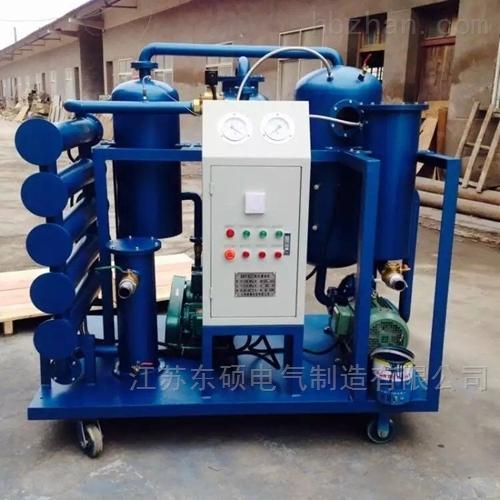 承装承修承试资质-高效双级真空滤油机