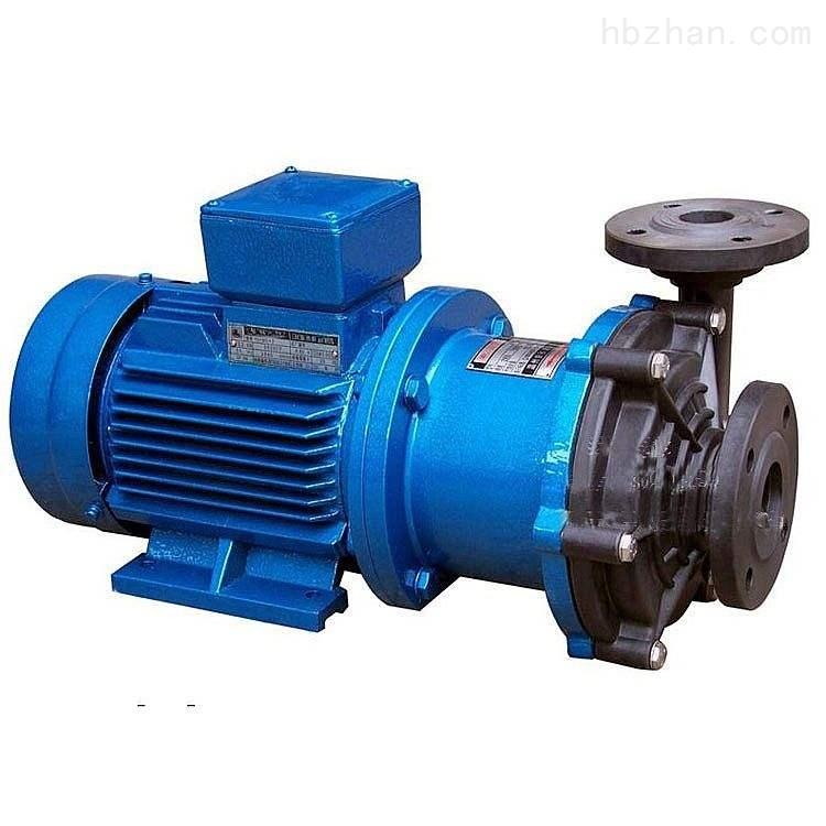 CQF-B型塑料防腐磁力驱动防爆水泵