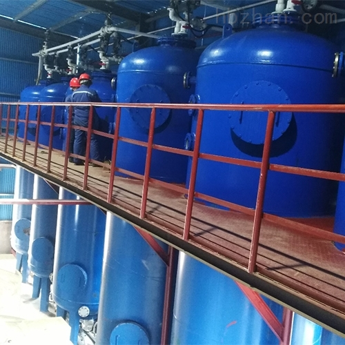 焦化废水生化尾水提标深度处理