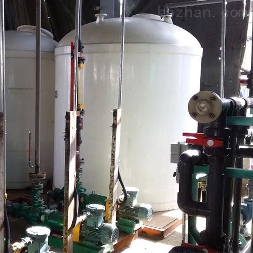 电镀行业含磷废水处理解决方案