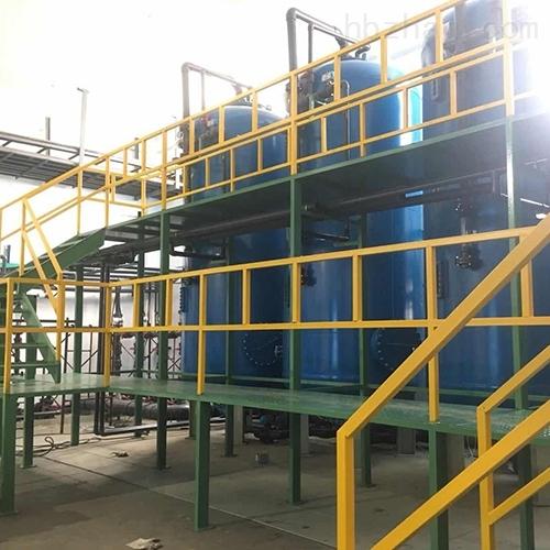 吸附法处理含重金属废水处理达标排放工艺
