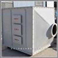 有机废气活性炭除臭设备