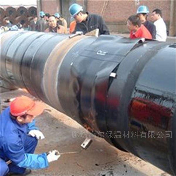 山东省防腐聚乙烯电热熔套