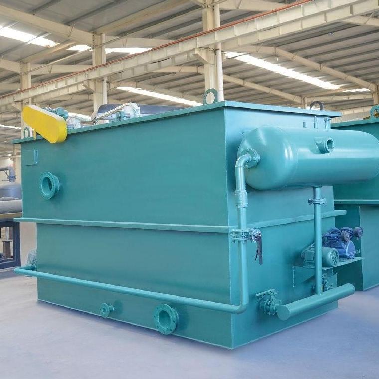 平流式气浮机印染厂污水处理