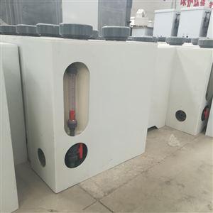 HT-100临沧自来水处理消毒设备缓释消毒器