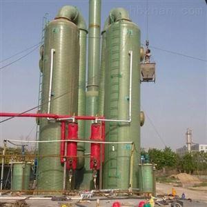 HT工业污水处理氨氮吹脱塔原理