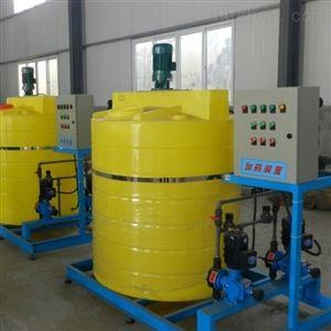 PAC/PAM加药装置单桶单泵
