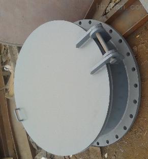 不锈钢拍门 管道拍门厂家销售安装