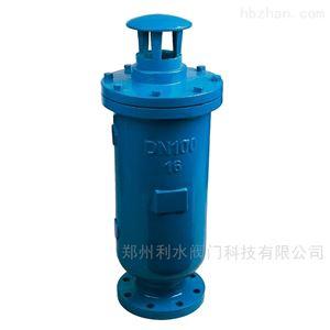 SCAR污水复合式排气阀