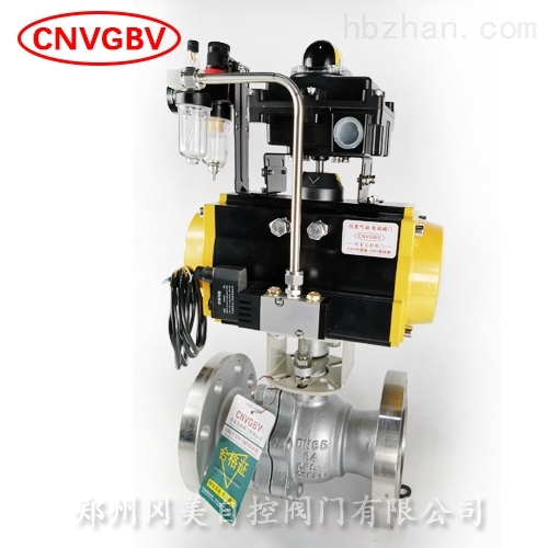 气动不锈钢高压高温法兰球阀Q641F/H/W/PPL