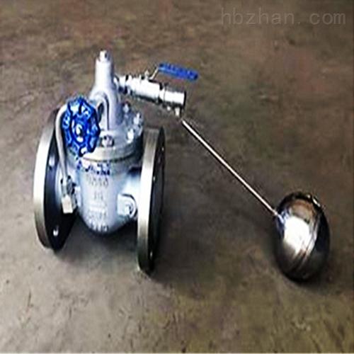 100X-16P-不锈钢遥控浮球阀
