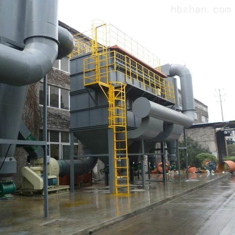 环振环保粉尘吸收布袋除尘器技术形影达标