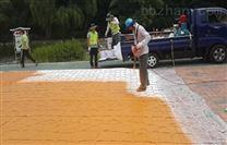 辽宁盘锦道路改色喷涂剂美化城市好帮手