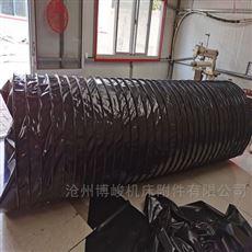 干灰散装机防尘颗粒输送伸缩布袋厂家