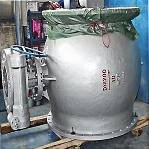 DN1800PN16-电动偏心半球阀