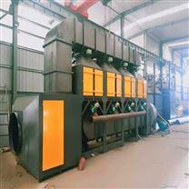 工業廢氣催化燃燒器保證達標
